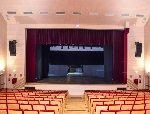 AUDITORIO DE ARROYOMOLINOS