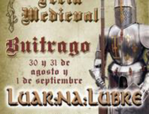 MAGA ENGINEERING® – LUAR NA LUBRE CON SISTEMA LINE ARRAY ME10V EN LA XIX FERIA MEDIEVAL DE BUITRAGO DEL LOZOYA (MADRID)