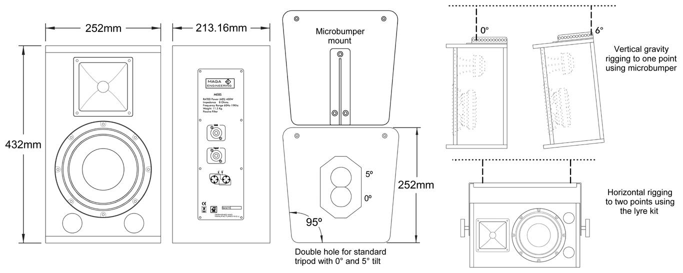 ME8S-Dimensions