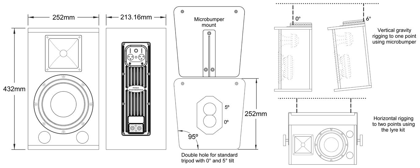 ME8SA-Dimensions