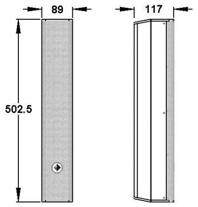 Dimensiones- ME63SL